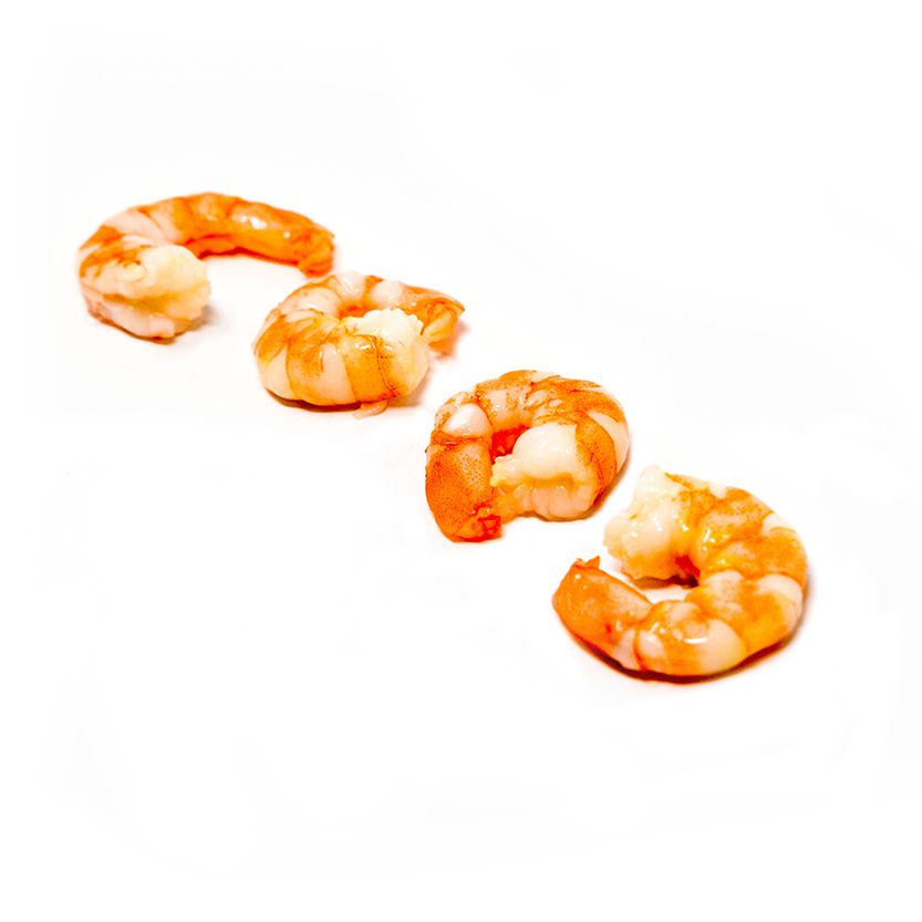 51/60 Cooked Pin De-veined Prawn Image