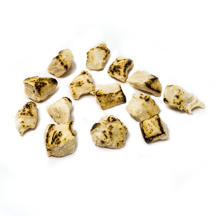 10mm Gas Seared Chicken Breast Dice Image