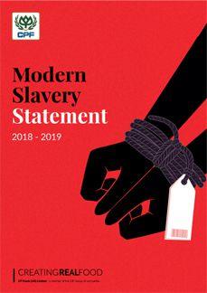 Modern Slavery Statement 2018-2019